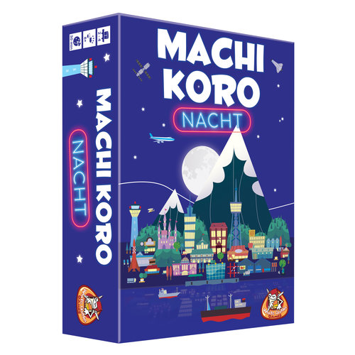 WGG Machi Koro Nacht