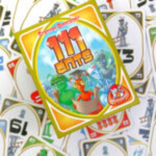 WGG 111 Ants