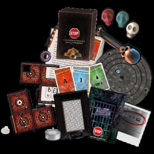 999 Games EXIT- De Duistere Catacomben