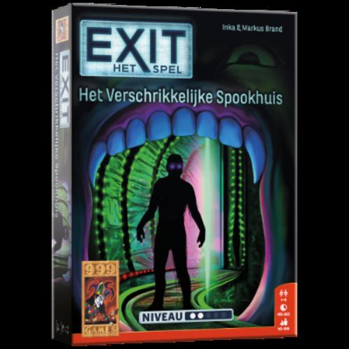 999 Games EXIT- Het Verschrikkelijke Spookhuis