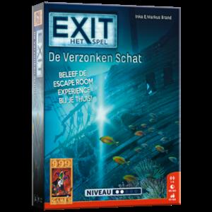 999 Games EXIT- De Verzonken Schat