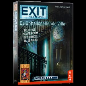 999 Games EXIT- De Onheilspellende Villa