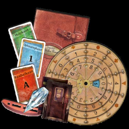 999 Games EXIT- De Dode in de Orient Express