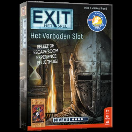 999 Games EXIT- Het Verboden Slot