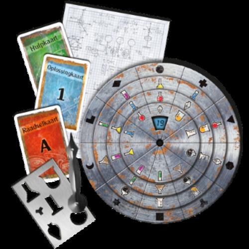 999 Games EXIT- Het Geheime Lab
