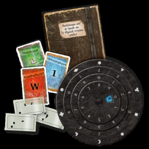 999 Games EXIT- Het Kerkhof van de Duisternis