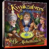 De Kwakzalvers van Kakelenburg - De Alchemisten Expansion