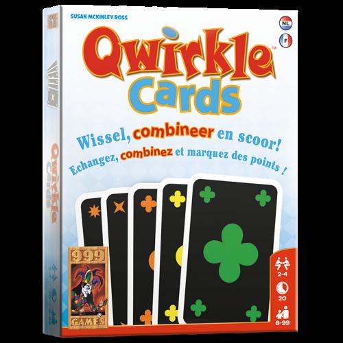 999 Games Qwirkle Cards