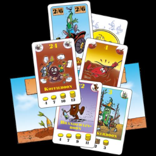999 Games Boonanza NL de Uitbreiding