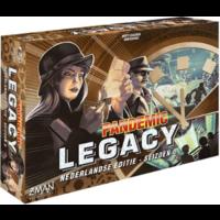 Pandemic NL- Legacy Season 0