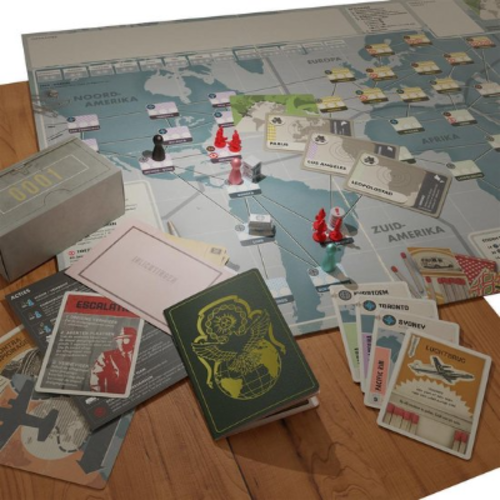 Z-Man Games Pandemic NL- Legacy Season 0