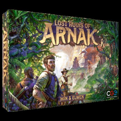 Czech Games Edition Lost Ruins of Arnak ENG