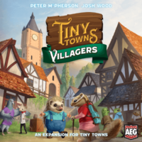 Tiny Towns ENG- Villagers exp.
