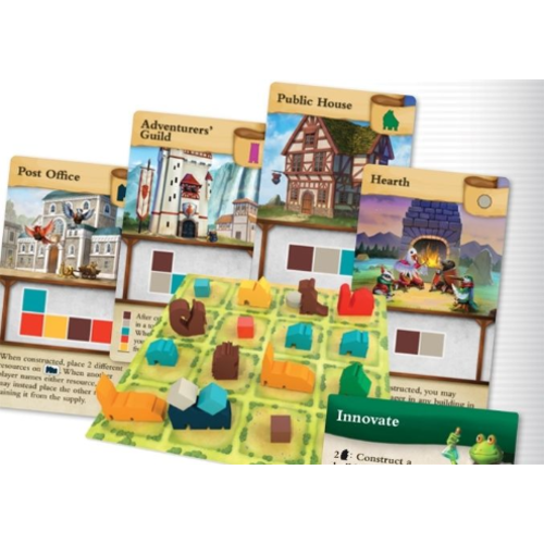 AEG Tiny Towns ENG- Villagers exp.