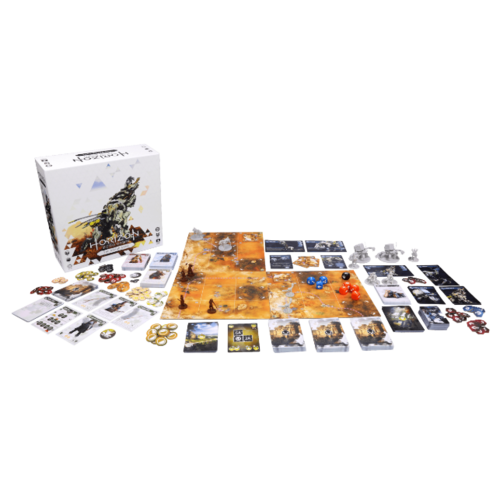 - Horizon Zero Dawn The Board Game