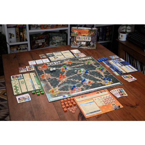 LDR - Root- A Game of Woodland Might & Right