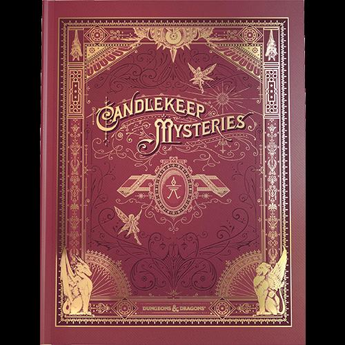 WotC - D&D 5E Candlekeep Mysteries (Alternate Cover)