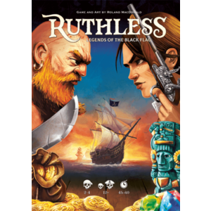 Alley Cat Games Ruthless - Legends of the Black Flag