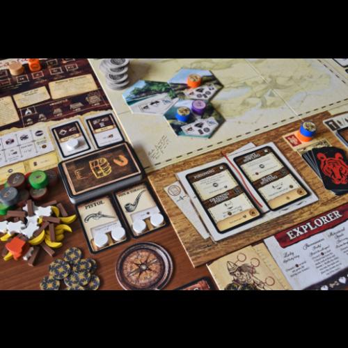 Portal Games Robinson Crusoe- Adventures On the Cursed Island