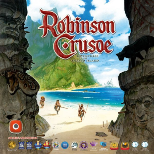 Portal Games Robinson Crusoe- Adventures On the Cursed Island
