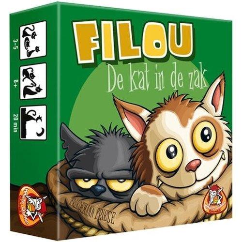 WGG Filou- Kat in de zak