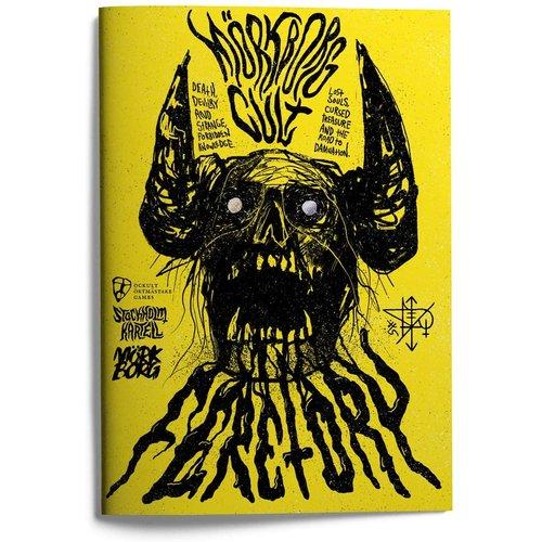 Free League MORK BORG RPG - Cult Feretory