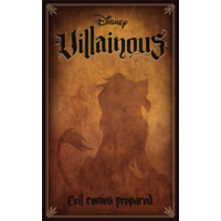 Disney Villainous- Evil Comes Prepared expansion