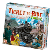 Ticket to Ride NL- Europe