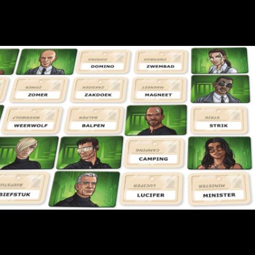 WGG Codenames NL- Duet