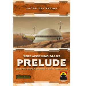 Stronghold Games Terraforming Mars ENG- Prelude exp.