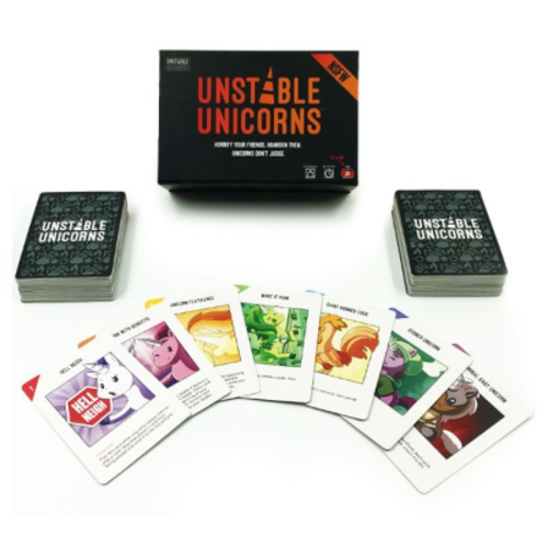 Unstable Games Unstable Unicorns ENG- NSFW Base Game