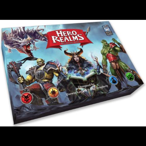 White Wizard Games Hero Realms- Base Set