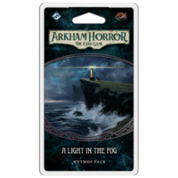 PREORDER- Arkham Horror LCG- A Light in the Fog (MAY 2021)