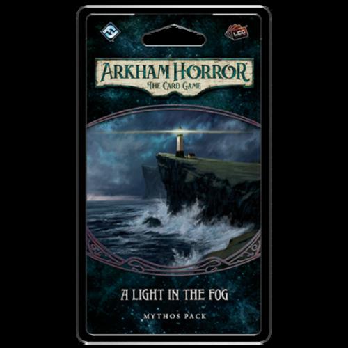 Fantasy Flight PREORDER- Arkham Horror LCG- A Light in the Fog (MAY 2021)