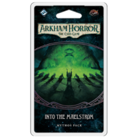 PREORDER- Arkham Horror LCG- Into the Maelstrom  (MAY 2021)