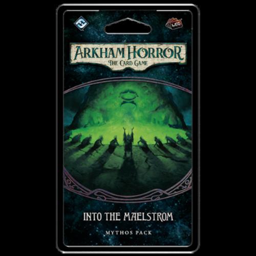 Fantasy Flight PREORDER- Arkham Horror LCG- Into the Maelstrom  (MAY 2021)