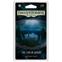 PREORDER- Arkham Horror LCG- The Lair of Dagon  (MAY 2021)