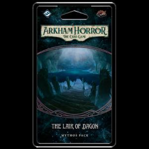 Fantasy Flight PREORDER- Arkham Horror LCG- The Lair of Dagon  (MAY 2021)