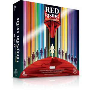 Stonemaier PREORDER- Red Rising (JUNE 2021)