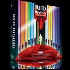Stonemaier PREORDER- Red Rising (SEPT. 2021)