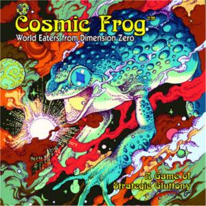 Devious Weasel Games PREORDER- Cosmic Frog