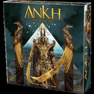 CMON PREORDER- Ankh Gods of Egypt (JUNE 2021)
