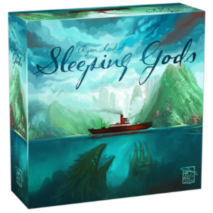 Red Raven Games PREORDER- Sleeping Gods  (MAY 2021)