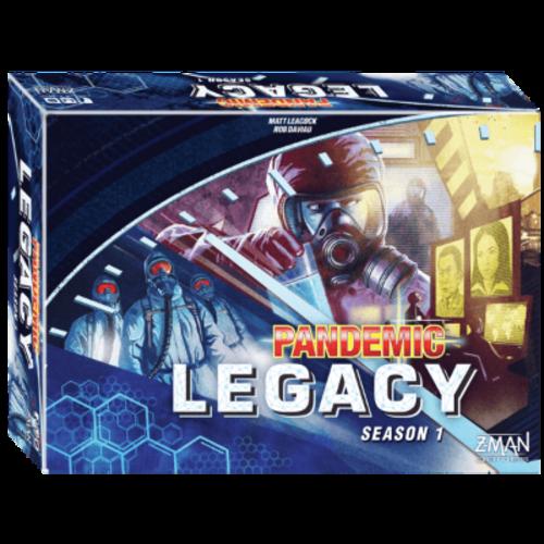 Z-Man Games PREORDER- Pandemic EN - Legacy Season 1 Blue (JUNE 2021)