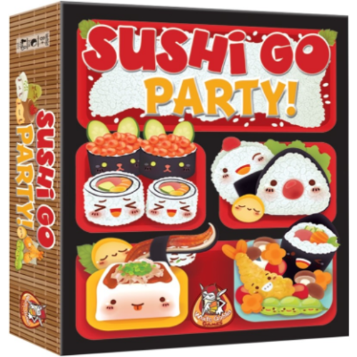 WGG PREORDER- Sushi Go Party! (MEI 2021)