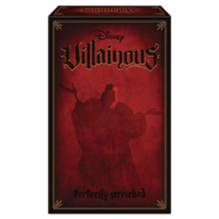 PREORDER- Disney Villainous- Perfectly Wretched expansion (VERWACHT MEI)