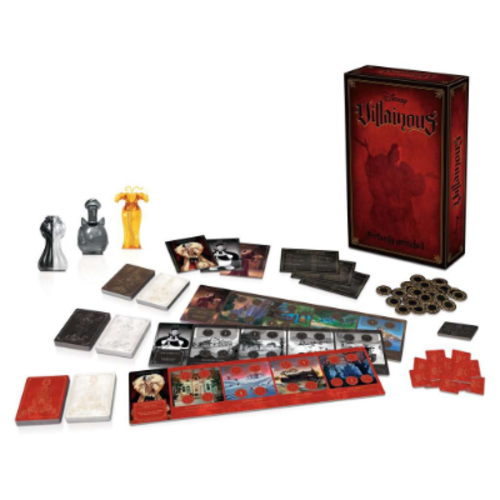 - PREORDER- Disney Villainous- Perfectly Wretched expansion (VERWACHT APRIL)