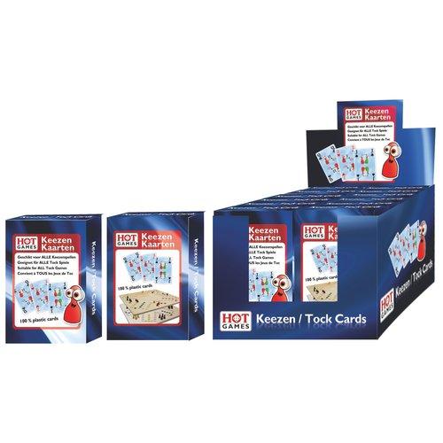 H.O.T. Games Keezen kaarten