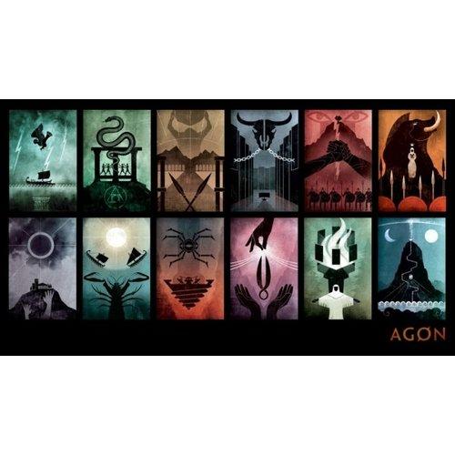 Evil Hat Productions Agon RPG