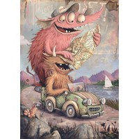 Road Trippin' Puzzel (2000)